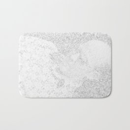 [De]generated ArcFace - Hunter S. Thompson Bath Mat