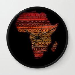 AFRIKA Wall Clock