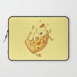 Pizza fall Laptop Sleeve