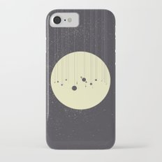 Solar System (you are here) Strings iPhone 7 Slim Case