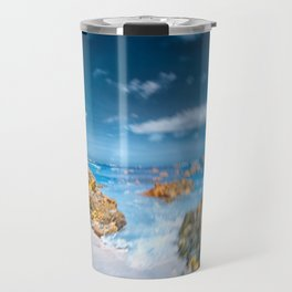 Spin Beach Travel Mug