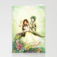 wedding Stationery Cards featuring Wedding by Achiru