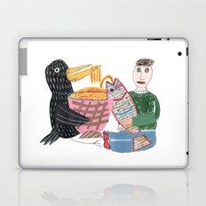 Lamen Bird. Laptop & iPad Skin
