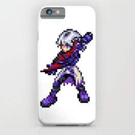 Dark Riku Sprite iPhone Case