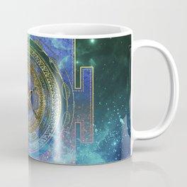 Yantra Mantra Mandala #1 Coffee Mug