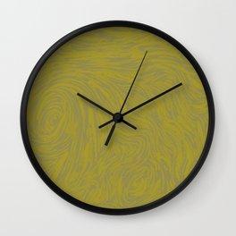 Avo Shag Wall Clock