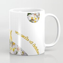 If Only the World Was Made of Daisies Coffee Mug