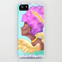 Higher Halo iPhone Case