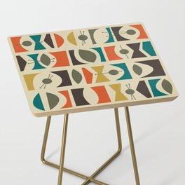 Tromen - Orange Side Table