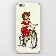 Bicycle. iPhone & iPod Skin