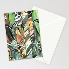 faded 1 Stationery Cards