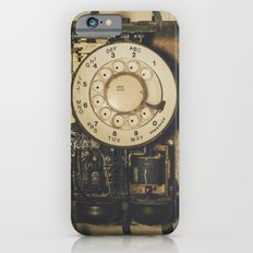 No Dial Tone iPhone 6s Slim Case