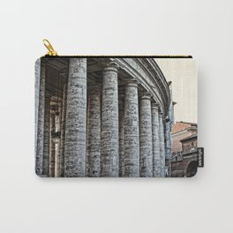 Vatican City Marble Carry-All Pouch