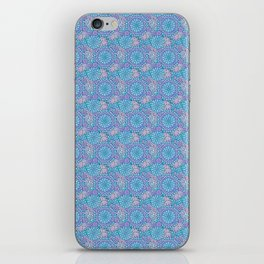 Winter Floral iPhone Skin