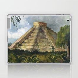 Mayan Pyramid Laptop & iPad Skin