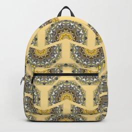 Floral Mandala pattern 1d Backpack
