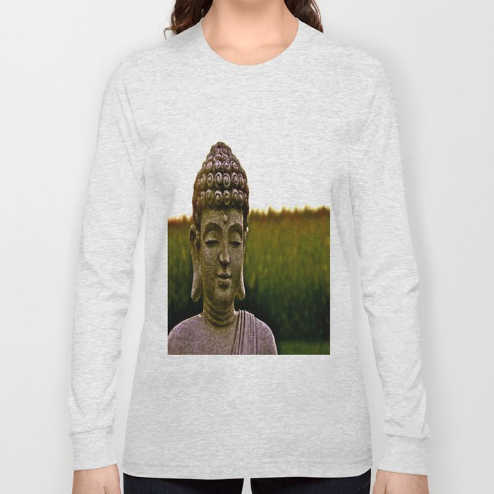 A Peaceful Mind, Makes a Happy Heart Long Sleeve T-shirt