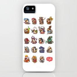 Puglie LoL Vol.1 iPhone Case
