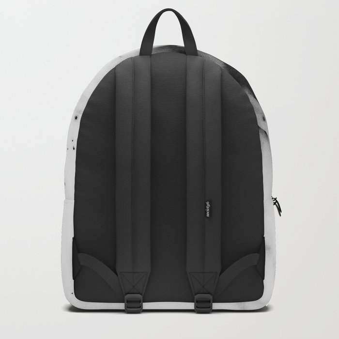 Minimalist abstract Backpack