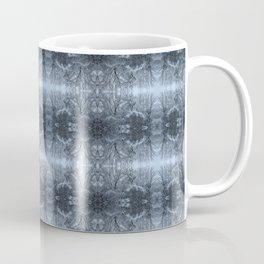 Snowfall in Trees Coffee Mug