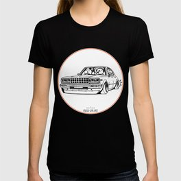 Crazy Car Art 0210 T-shirt