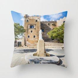 Altafulla Throw Pillow