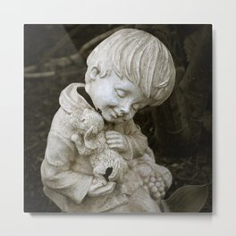 Child - Photo Metal Print