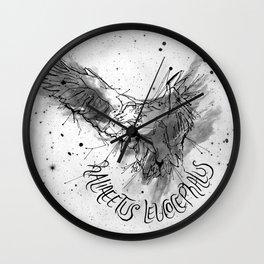 FIG. 756 (Haliaeetus leucocephalus) Wall Clock