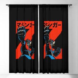 151 Mazinger Z Jap Blackout Curtain
