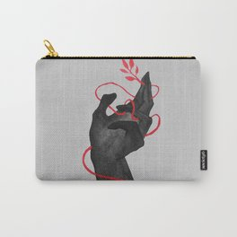 Hand Of Nature Carry-All Pouch