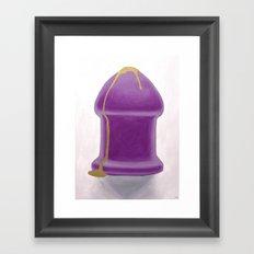 Up your's Framed Art Print