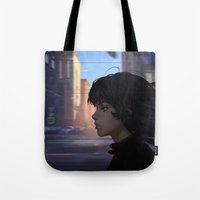 wind Tote Bags featuring Wind by Ilya Kuvshinov
