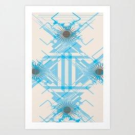 RoguePattern2 Art Print