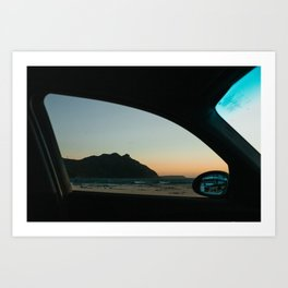 The View from My Window Art Print