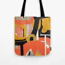 East of Broadway Tote Bag