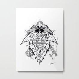 Renegade Metal Print