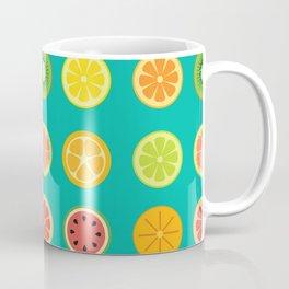 SLICE - grid Coffee Mug