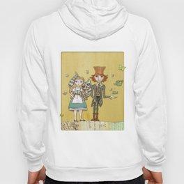How Strange It Is - Alice in Wonderland Hoody
