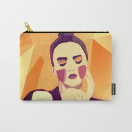 The yellow muse Carry-All Pouch