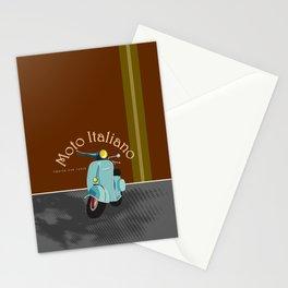 Moto Italiano Stationery Cards