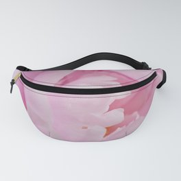 Floral Fun - Peony in pink 4 soft and billowy Fanny Pack