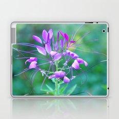 Cleome Laptop & iPad Skin