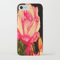 rare iPhone & iPod Cases featuring Rare Rose  by Ambers Vintage Find
