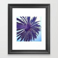 Palm. Framed Art Print