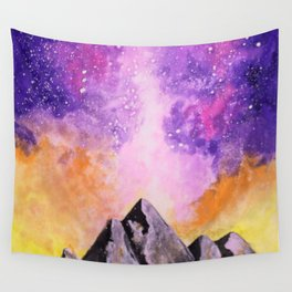 Take Me Away Wall Tapestry