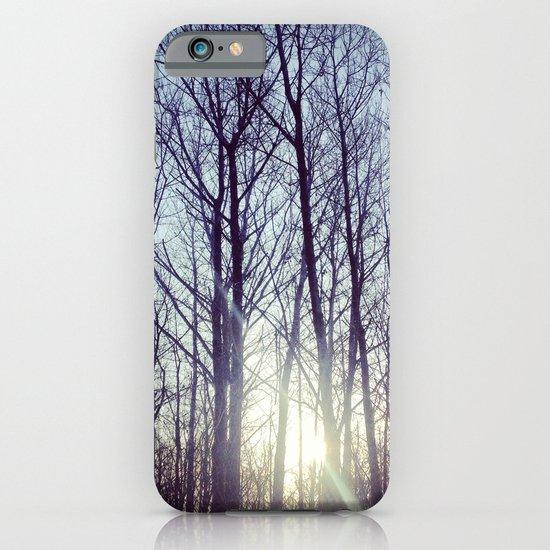 Morning sun iPhone & iPod Case