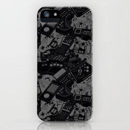 Retrogaming Design iPhone Case