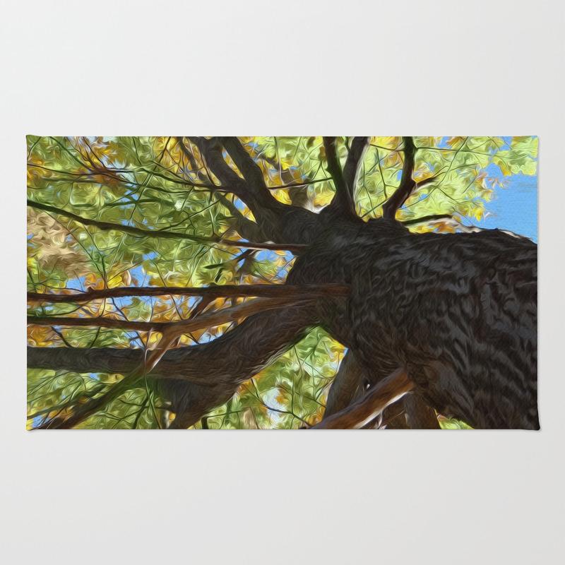 The Mighty Oak Rug by Lidkas RUG8279452