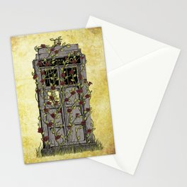 Rose- Doctor Who Stationery Cards