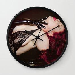 Ifa Brand by coJac-photography - Firewall series Wall Clock